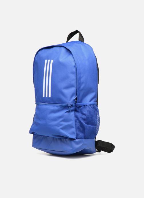 Zaini adidas performance TIRO BP Azzurro modello indossato