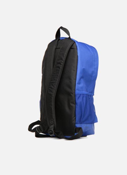 Sacs à dos adidas performance TIRO BP Bleu vue droite