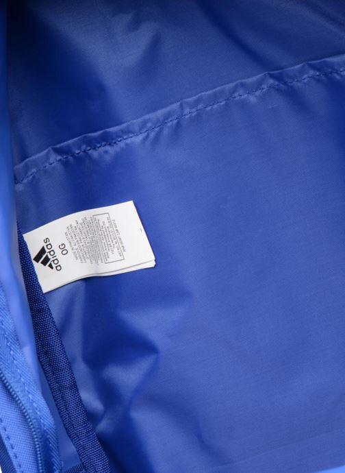 Zaini adidas performance TIRO BP Azzurro immagine posteriore
