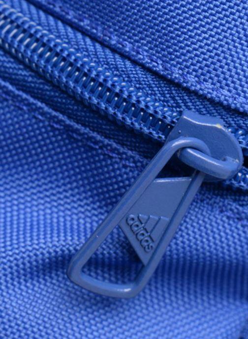 Rugzakken adidas performance TIRO BP Blauw links
