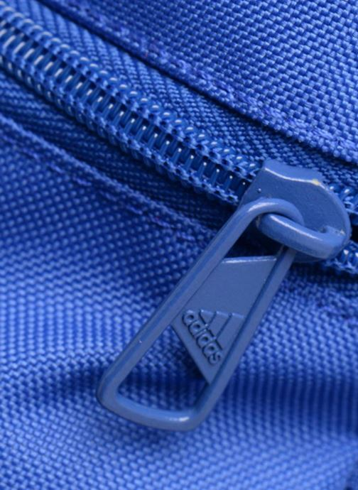 Sacs à dos adidas performance TIRO BP Bleu vue gauche