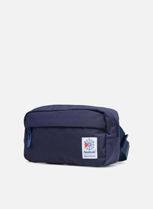 Kleine lederwaren Reebok CL FO Waistbag Blauw model