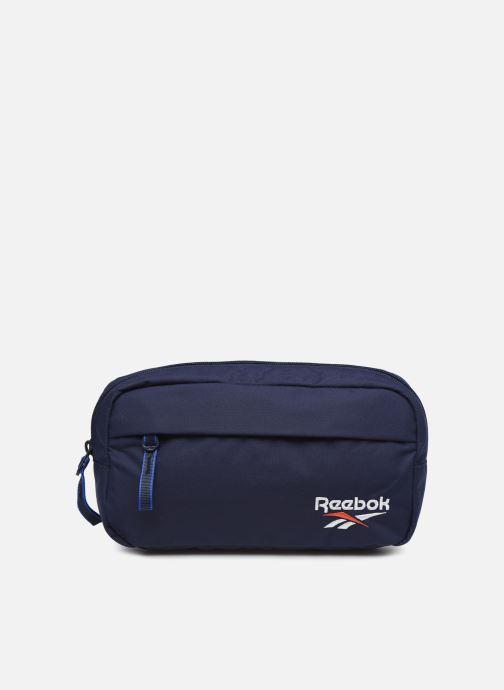 Marroquinería pequeña Reebok CL FO Waistbag Azul vista de detalle / par