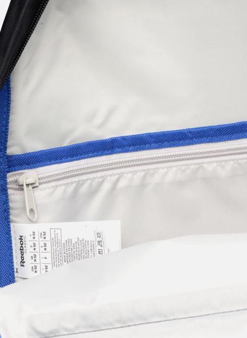 Zaini Reebok CL FO JWF Backpack Nero immagine posteriore