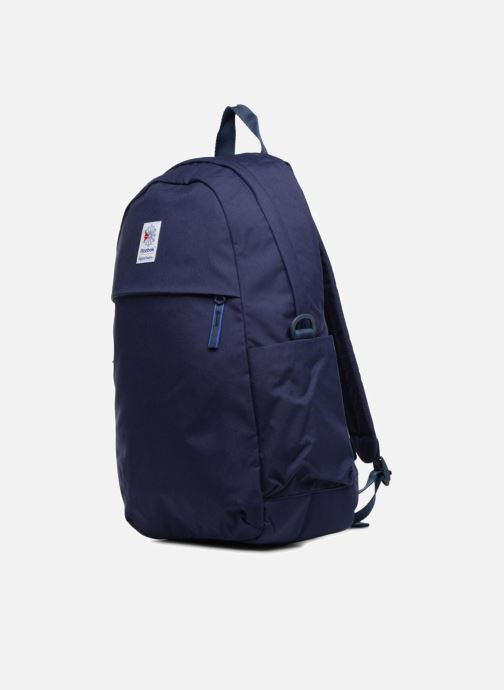 Ryggsäckar Reebok CL FO JWF Backpack Blå bild av skorna på