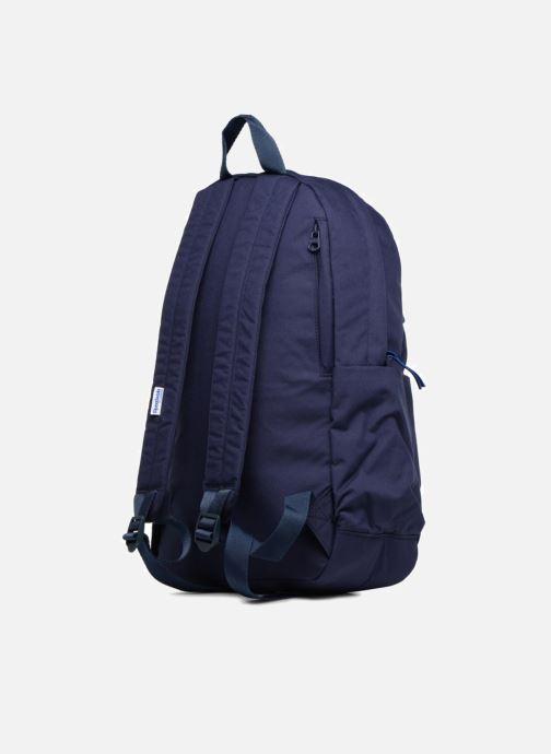 Rygsække Reebok CL FO JWF Backpack Blå Se fra højre