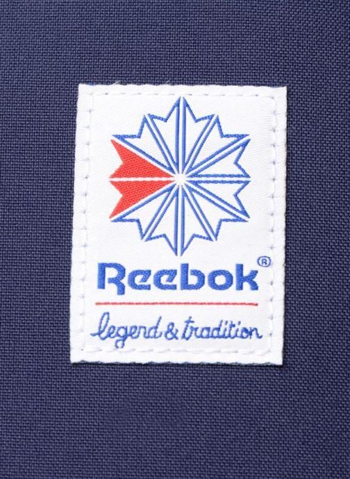 Zaini Reebok CL FO JWF Backpack Azzurro immagine sinistra