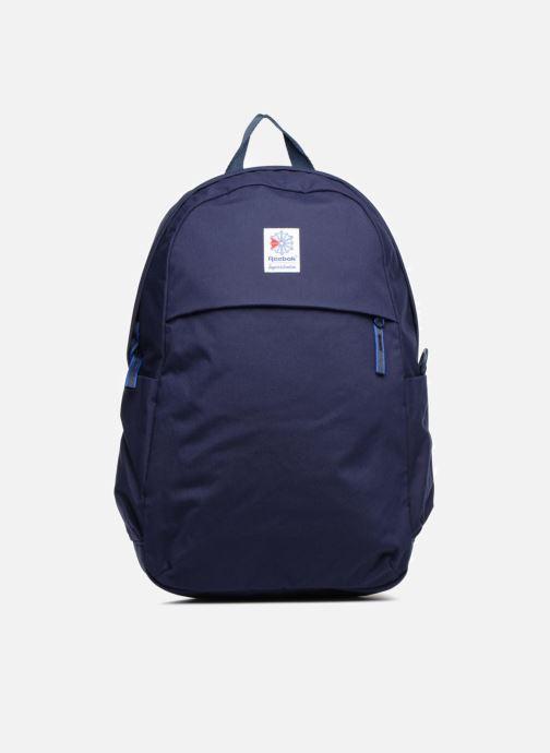 Rygsække Reebok CL FO JWF Backpack Blå detaljeret billede af skoene