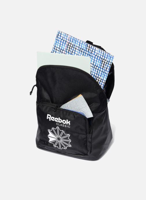 Sacs à dos Reebok CL Core Backpack Noir vue derrière