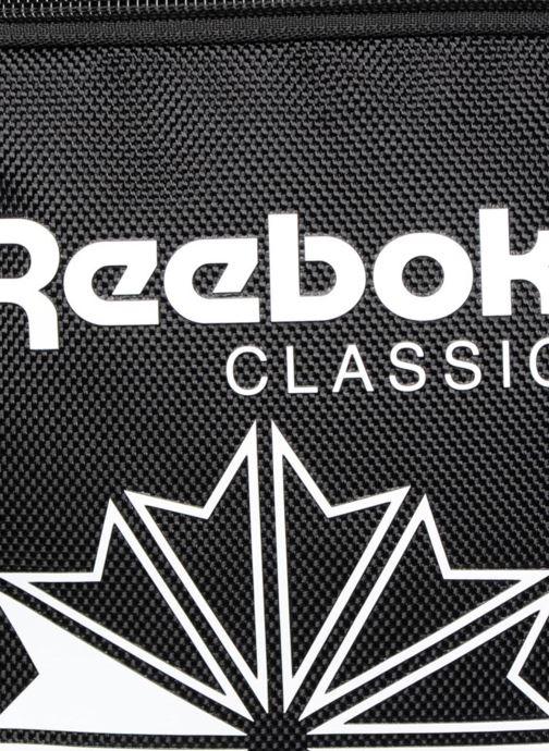 Sacs à dos Reebok CL Core Backpack Noir vue gauche