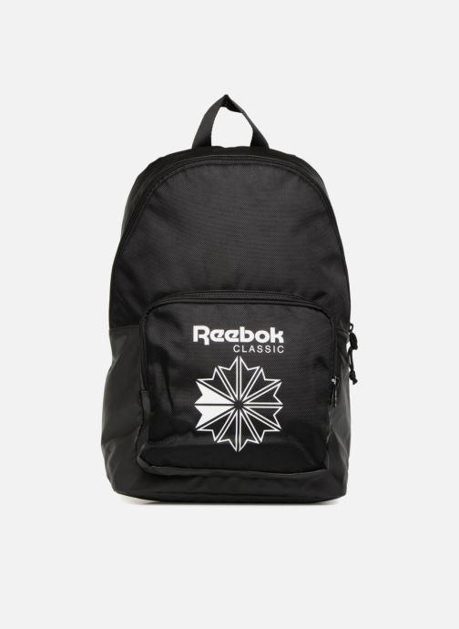 Mochilas Reebok CL Core Backpack Negro vista de detalle / par