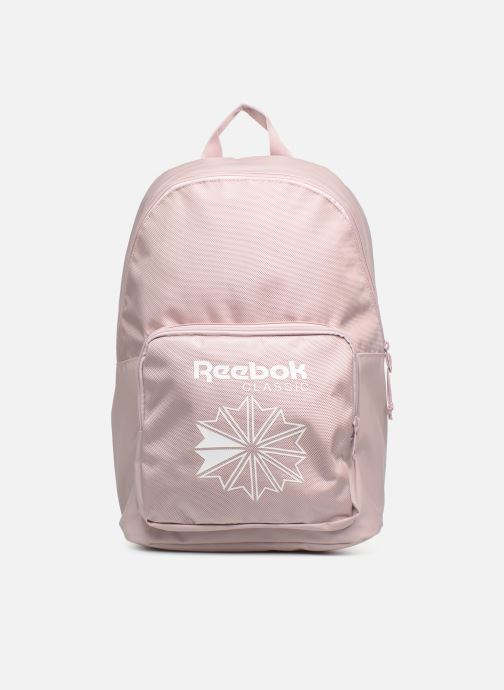 Sacs à dos Reebok CL Core Backpack Rose vue détail/paire