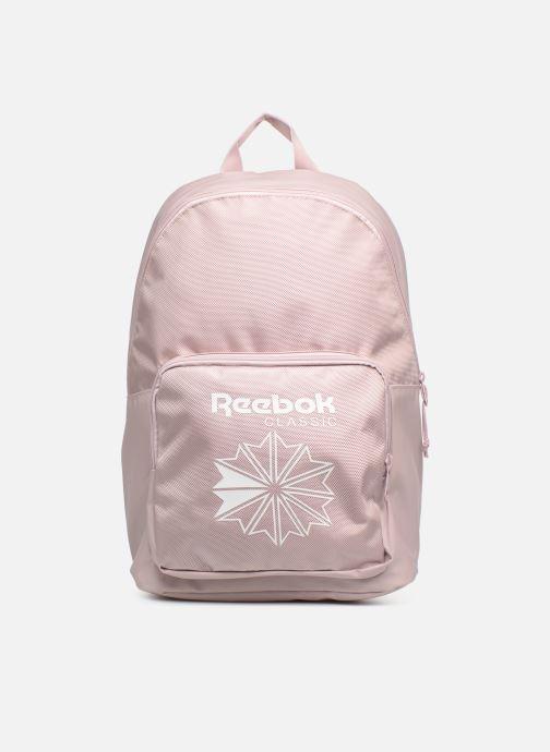 Mochilas Reebok CL Core Backpack Rosa vista de detalle / par