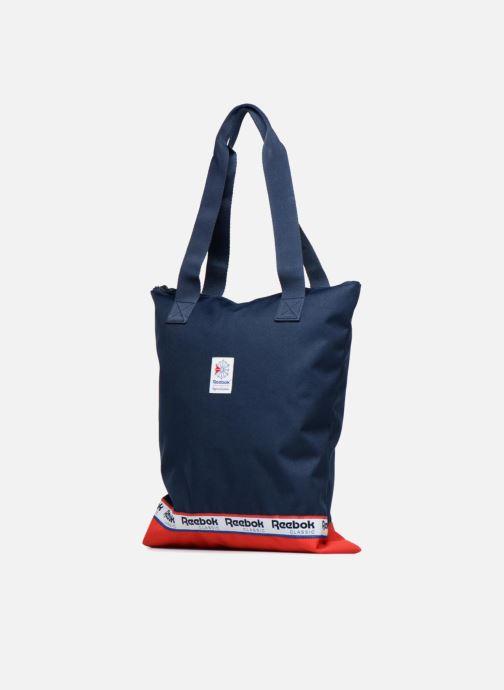 Handbags Reebok CL Womens Graphic t Blue model view