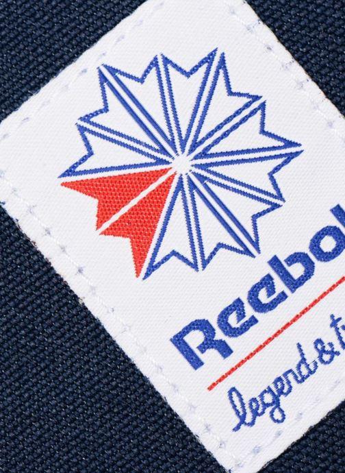 Bolsos de mano Reebok CL Womens Graphic t Azul vista lateral izquierda