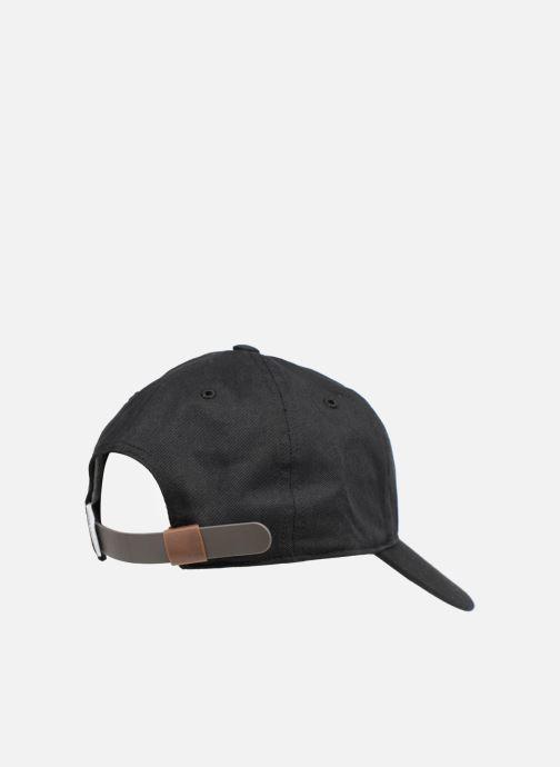 Casquettes Reebok CL Mens Cap Noir vue portées chaussures