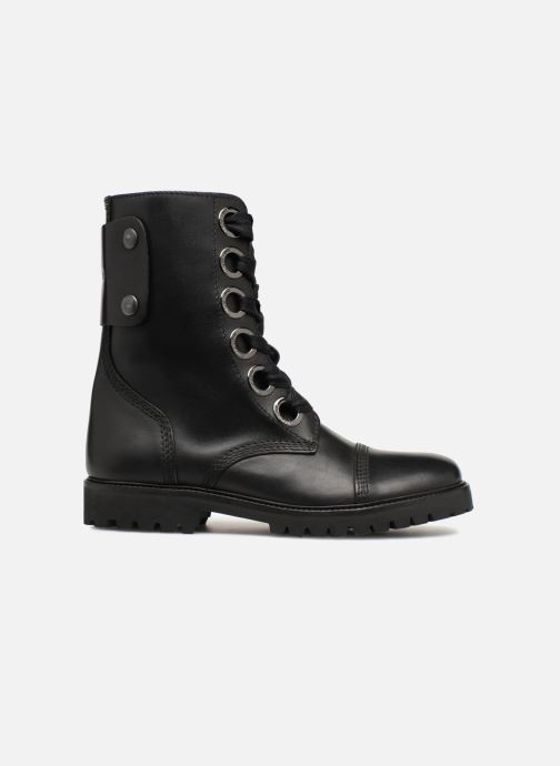 Bottines et boots Zadig & Voltaire Joe Noir vue derrière