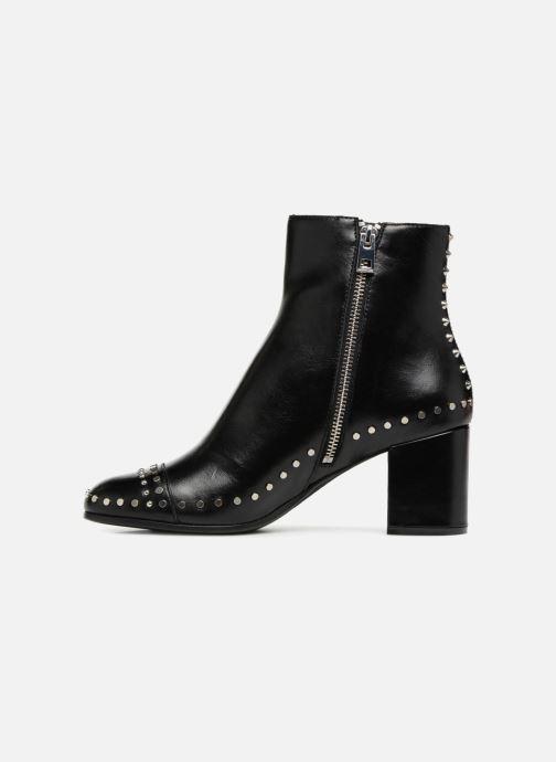 Stiefeletten & Boots Zadig & Voltaire Lena Clous schwarz ansicht von vorne
