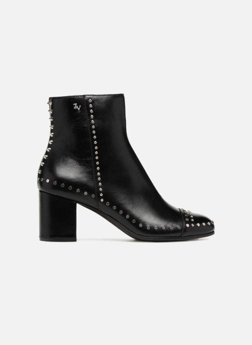 Stiefeletten & Boots Zadig & Voltaire Lena Clous schwarz ansicht von hinten