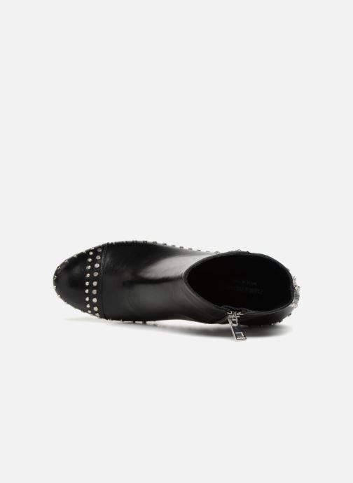 Stiefeletten & Boots Zadig & Voltaire Lena Clous schwarz ansicht von links