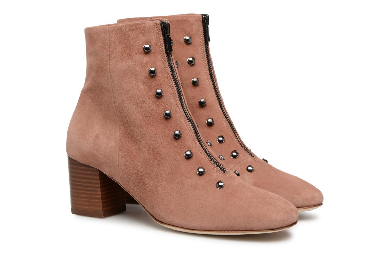 Stiefeletten & Boots An Hour And A Shower Gig rosa 3 von 4 ansichten
