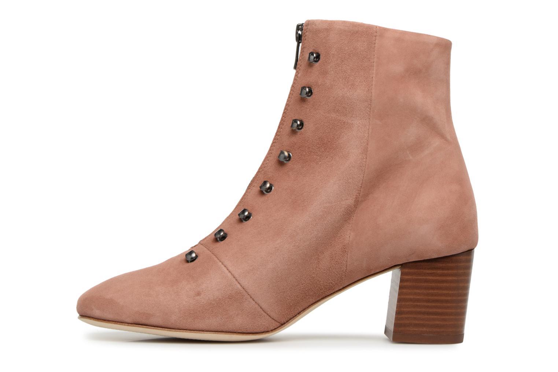 Stiefeletten & Boots An Hour And A Shower Gig rosa ansicht von vorne