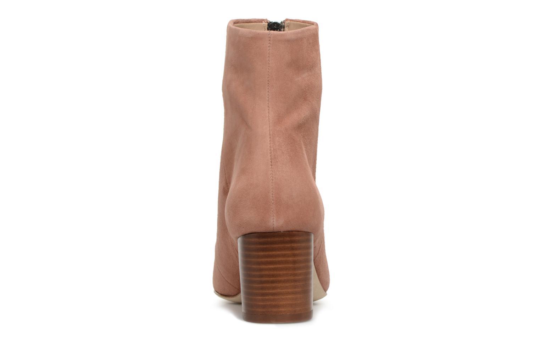 Stiefeletten & Boots An Hour And A Shower Gig rosa ansicht von rechts