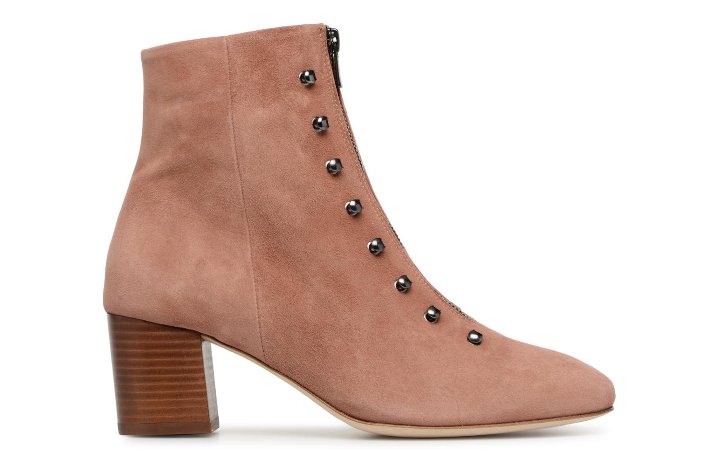 Stiefeletten & Boots An Hour And A Shower Gig rosa ansicht von hinten