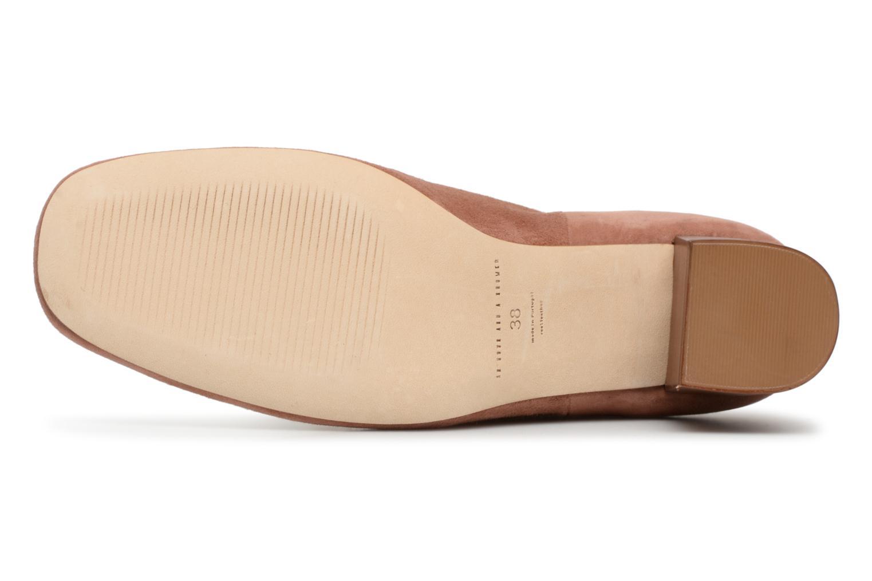 Stiefeletten & Boots An Hour And A Shower Gig rosa ansicht von oben