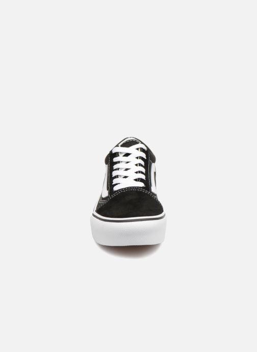 Sneakers Vans Old Skool Platform E Zwart model