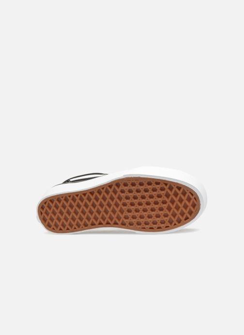 Vans Old Skool Platform E (Noir) Baskets chez Sarenza (330869)