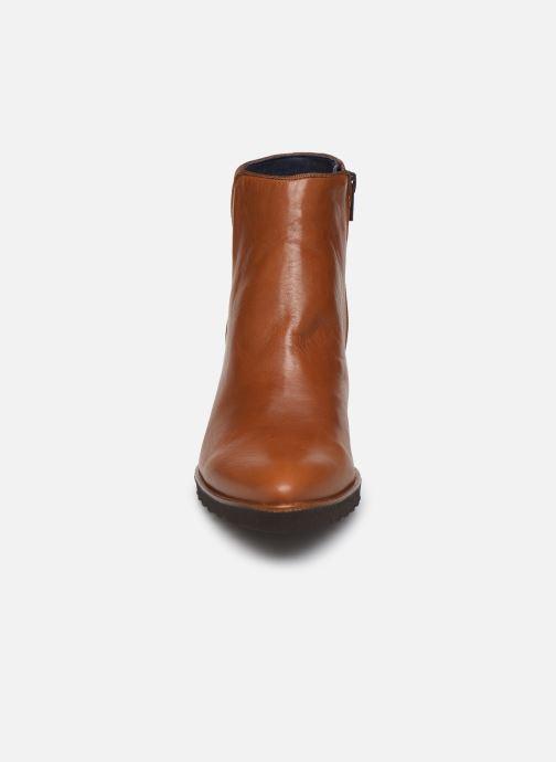Boots en enkellaarsjes Dorking Thais 7224 Bruin model