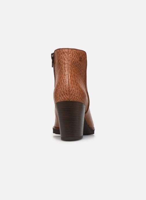 Boots en enkellaarsjes Dorking Thais 7224 Bruin rechts