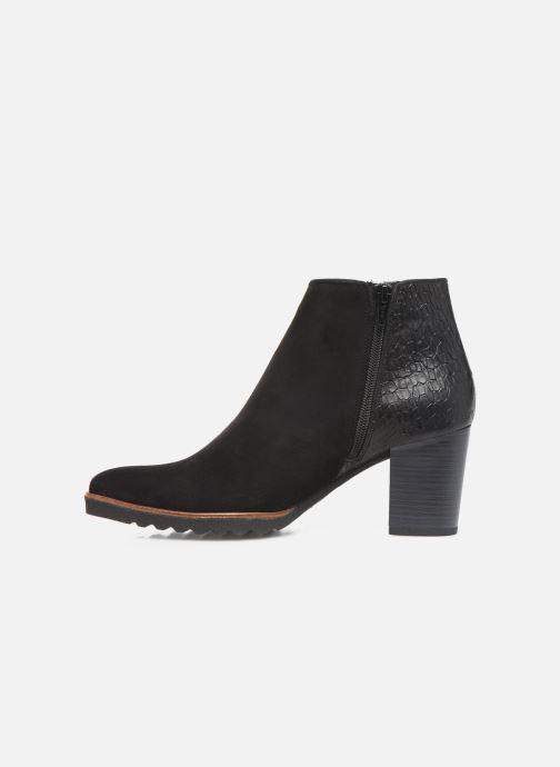 Boots en enkellaarsjes Dorking Thais 7224 Zwart voorkant