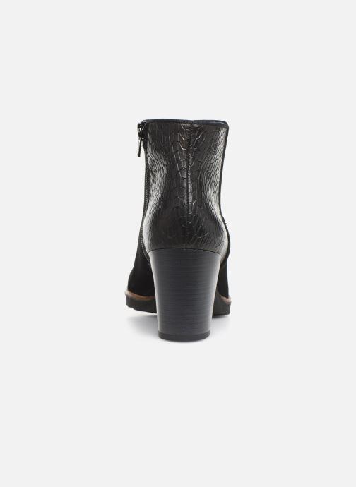 Boots en enkellaarsjes Dorking Thais 7224 Zwart rechts