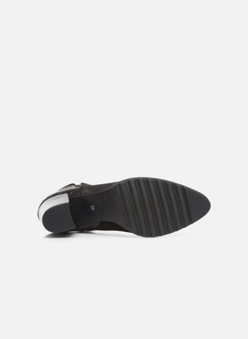 Boots en enkellaarsjes Dorking Thais 7224 Zwart boven