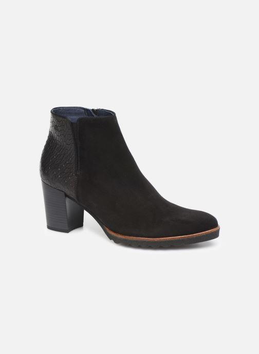 Boots en enkellaarsjes Dorking Thais 7224 Zwart detail