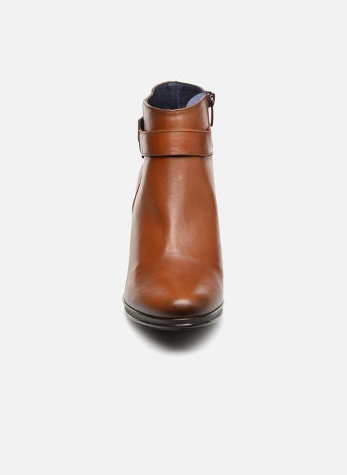 Boots en enkellaarsjes Dorking Luna 7612 Bruin model