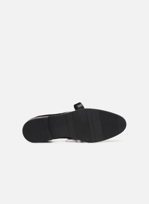 Chaussures à lacets Dorking Vesna 7631 Noir vue haut