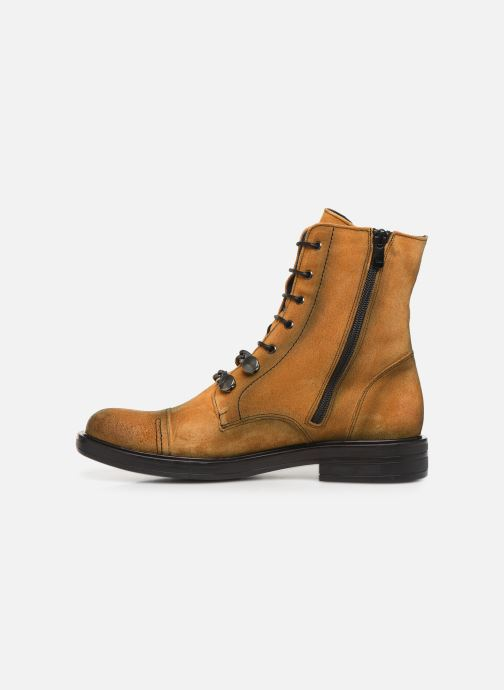 Botines  Dorking Matrix 7668 Amarillo vista de frente