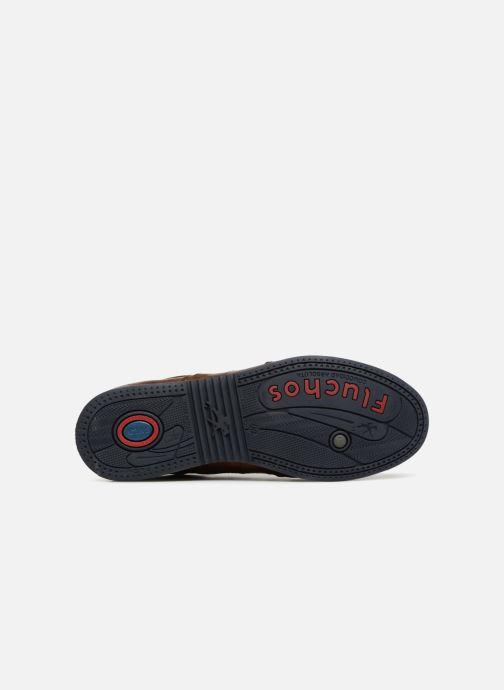 Sneakers Fluchos Daniel F0210 Bruin boven