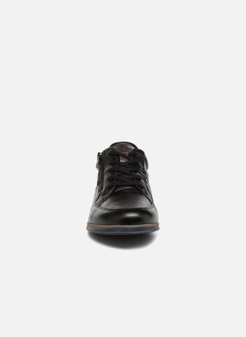 Baskets Fluchos Daniel F0210 Noir vue portées chaussures