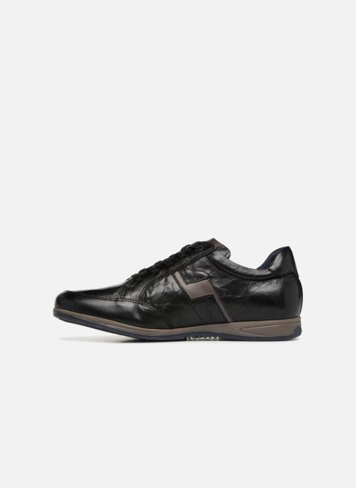 Sneakers Fluchos Daniel F0210 Sort se forfra