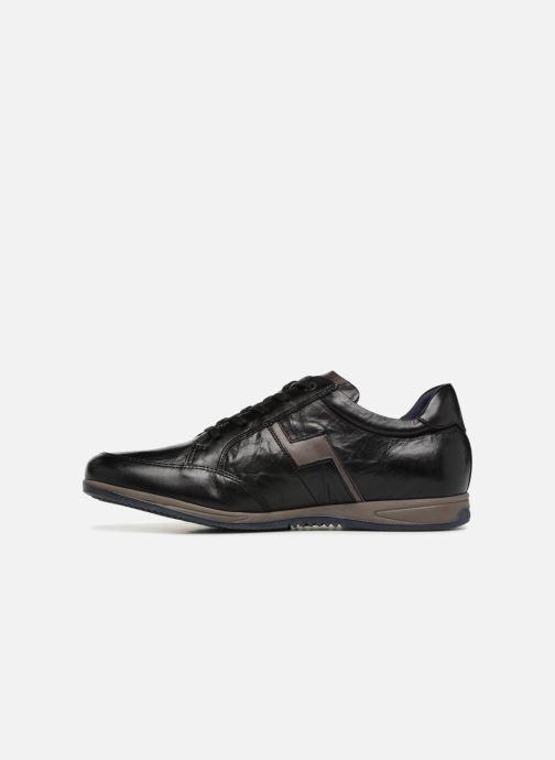 Sneakers Fluchos Daniel F0210 Zwart voorkant