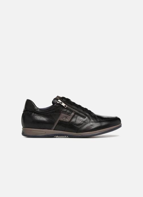 Sneakers Fluchos Daniel F0210 Zwart achterkant