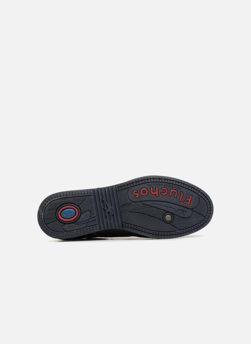 Sneakers Fluchos Daniel F0210 Zwart boven