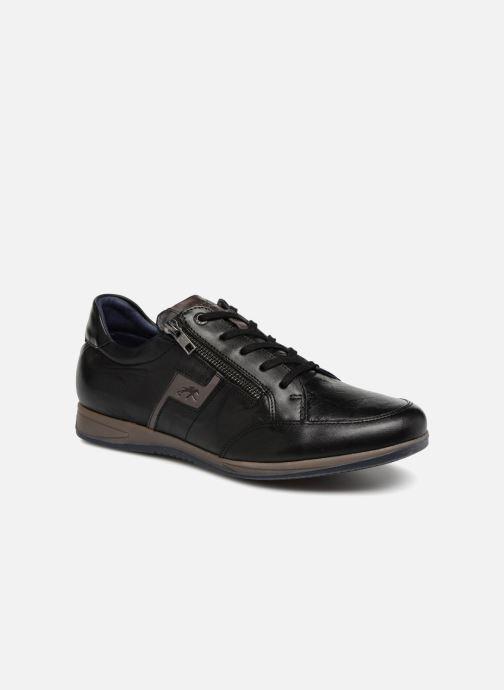 Sneakers Fluchos Daniel F0210 Sort detaljeret billede af skoene