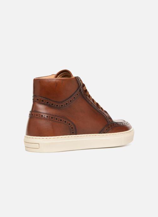 Sneakers Mr SARENZA Danael Bruin voorkant