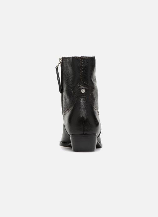 Bottines et boots Sam Edelman Ava Noir vue droite