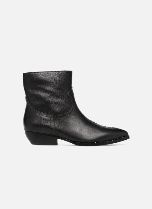 Bottines et boots Sam Edelman Ava Noir vue derrière